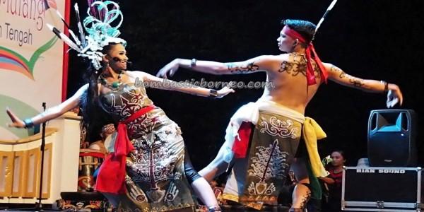 Lomba Jagau, Isen Mulang, Indigenous, cultural dance, Festival Budaya, event, Borneo, 中加里曼丹, Indonesia, Palangka Raya, native, Suku Dayak, Pariwisata, traditional, tribal, tribe,