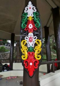 Festival Budaya, Isen Mulang, authentic, indigenous, 中加里曼丹, Kalteng, Palangka Raya, carnival, culture, event, Kahayan River, native, Pariwisata, Tourism, traditional, tribe