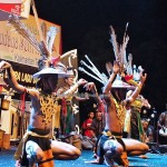 Lomba Tarian Pendalaman, authentic, Kalimantan Tengah, event, carnival, native, suku dayak, pariwisata, tourist attraction, travel guide, tribal, tribe, 婆罗洲, 土著文化舞蹈, Indonesia, Palangka Raya,