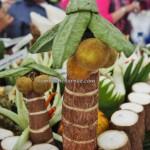 Lomba Memasak, exotic delicacy, Festival Budaya, Isen Mulang, Borneo, 中加里曼丹, Palangkaraya, native, suku dayak, event, obyek wisata, Tourist attraction, traditional, tribe, makanan, food garnishing,