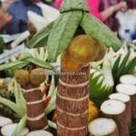 Lomba Memasak, exotic delicacy, Festival Budaya, Isen Mulang, Borneo, 中加里曼丹, Palangkaraya, native, suku dayak, event, obyek wisata, Tourist attraction, traditional, tribe, makanan, food garnishing,