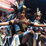 Lomba Tarian Pendalaman, Festival Budaya, Isen Mulang, Borneo, Central Kalimantan, Kalteng, carnival, event, pesta adat, Ethnic, Suku Dayak, Obyek wisata, tourist attraction, tradisional, tribal, tribe,