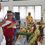 Lomba Mangenta, pertandingan makanan, Food decoration, cooking competition, Festival Budaya, Isen Mulang, Central Kalimantan, 中加里曼丹, Palangka Raya, culture, Ethnic, native, Carnival, Obyek wisata, Tourism, traditional,