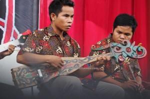 singing competition, Lomba Karungut Putra, Festival Budaya, Isen Mulang, authentic, 中加里曼丹, Indonesia, Palangkaraya, ethnic, carnival, suku dayak, obyek wisata, tourism, tradisional, tribe, indigenous,