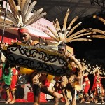 Lomba Tarian Pendalaman, Festival Budaya, Isen Mulang, authentic, 中加里曼丹, Indonesia, Palangka Raya, carnival, pesta adat, Suku Dayak, Obyek wisata, Tourism, tradisional, travel guide, tribe, 婆罗洲文化舞蹈,
