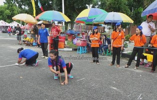 Isen Mulang, Indigenous, backpackers, Borneo, 中加里曼丹, Kalteng, culture, Ethnic, Festival Budaya, native, Suku Dayak, Tourism, traditional games, sports, tribal, tribe