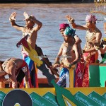 River Parade, Festival budaya, Isen Mulang, Authentic, 中加里曼丹, Indonesia, Palangka Raya, cultural dance, Ethnic, native, Sungai Kahayan, Obyek wisata, tourist attraction, traditional, travel guide, tribal,