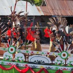 River Parade, pesta adat, indigenous, Borneo, Palangka Raya, 中加里曼丹, carnival, cultural dance, native, Suku Dayak, ethnic, Sungai Kahayan, Obyek wisata, tourism, tribe, tribal,