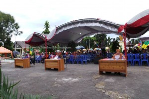 singing competition, Festival Budaya, Isen Mulang, authentic, Borneo, Kalimantan Tengah, Palangka Raya, culture, carnival, event, native, obyek wisata, tourism, travel guide, tribal, tribe