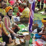 Pertandingan Memasak, exotic delicacy, Food decoration, Festival Budaya, Isen Mulang, Indigenous, Borneo, Central Kalimantan, 中加里曼丹, culture, Ethnic, event, Pariwisata, Tourist attraction, tradisional, tribe