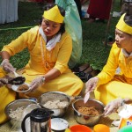 Pertandingan Memasak, Food garnishing, cooking competition, Authentic, backpackers, Borneo, Kalimantan Tengah, Palangkaraya, native, suku dayak, event, Pariwisata, tourist attraction, tradisional, travel guide, tribal,
