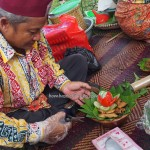 Pertandingan Memasak, Food decoration, cooking competition, Indigenous, backpackers, Borneo, Palangkaraya, native, suku dayak, carnival, obyek wisata, tourism, traditional, travel guide, garnishing, Kalteng,
