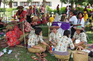 Pertandingan Memasak, exotic Food, cooking competition, Festival Budaya, Isen Mulang, Authentic, Borneo, 中加里曼丹, Palangka Raya, culture, native, suku dayak, Carnival, Obyek wisata, Tourism, tribal,