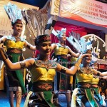 Lomba Tarian Pendalaman, Isen Mulang, authentic, indigenous. Borneo, 中加里曼丹, Indonesia, culture, carnival, native, Tourist attraction, traditional, tribal, tribe, 婆罗洲文化舞蹈, Palangkaraya,