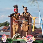 River Parade, Lomba Jukung, Isen Mulang, Authentic, Borneo, Central Kalimantan, 中加里曼丹, carnival, native, event, Sungai Kahayan, Pariwisata, Tourism, traditional, travel guide, tribe