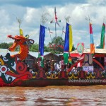 River Parade, Lomba Jukung, Festival budaya, Isen Mulang, Indigenous, backpackers, Borneo, Kalteng, Indonesia, culture, native, Suku Dayak, Tourism, traditional, travel guide, tribe