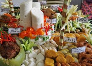 Lomba Mangenta, exotic delicacy, Food decoration, Festival Budaya, Isen Mulang, garnishing, presentation, Central Kalimantan, culture, native, event, Carnival, Obyek wisata, tourist attraction, traditional, tribal,