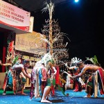 Lomba Tarian Pendalaman, Isen Mulang, authentic, Central Kalimantan, 中加里曼丹, cultural, event, carnival, Ethnic, native, Pariwisata, tourist attraction, traditional, travel guide, tribe, 土著文化舞蹈,