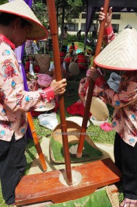 Lomba Mangenta, exotic Food, cooking competition, Festival Budaya, Isen Mulang, Authentic, Indigenous, Central Kalimantan, culture, Ethnic, native, carnival, Obyek wisata, Tourism, travel guide, tribal,