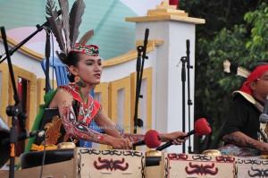 singing competition, Lomba Karungut Putra, Isen Mulang, authentic, Indigenous, 中加里曼丹, Kalteng, Palangkaraya, event, carnival, native, suku dayak, Pariwisata, tradisional, travel guide, tribal,