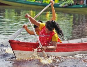 Lomba Besei Kambe, authentic, Borneo, Palangka Raya, Kalteng, culture, event, Jembatan Kahayan, Sungai Kahayan, dayak, Obyek wisata, Sports, tourism, travel guide, tribe