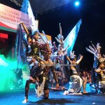 Lomba Tarian Pendalaman, Festival Budaya, Isen Mulang, Indigenous, Kalimantan Tengah, Palangkaraya, culture, ethnic, event, carnival, Suku Dayak, Obyek wisata, Tourism, tribe, 婆罗洲文化舞蹈, authentic,