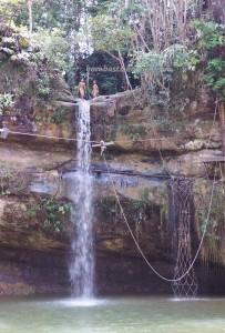 Riam, motorbike ride, adventure, outdoor, nature, waterfall, backpackers, Borneo, Indonesia, Tourism, Gunung Mas, Dayak Ngaju, Obyek wisata, tourist attraction, village, travel guide,
