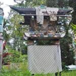 traditional, tomb, sandung, Hindu Kaharingan, authentic, indigenous, Indonesia, Desa Tumbang Malahoi, Gunung Mas, culture, Dayak Ngaju, Tourism, travel guide, tribal, village, budaya,