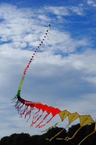 Layang-Layang antarabangsa, backpackers, championship, Dual Line Stunt Kites, double delta kite, sport kite, Kites making workshop, event, Old Bintulu Airport, outdoors, Tourism, tourist attraction, travel guide, 婆罗洲国际风筝节, 民都鲁沙捞越