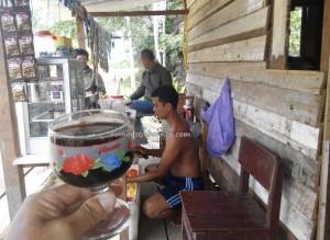 motorbike ride, adventure, outdoor, authentic, indigenous, backpackers, Gunung Mas, Kuala Kurun, Desa Tumbang Malahoi, Palangka Raya, native, Dayak Ngaju, Tourism, traditional, village