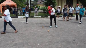 traditional games, permainan tradisional, Sports, Lomba Gasing, Festival Budaya, Isen Mulang, Indigenous, backpackers, Borneo, 中加里曼丹, Palangkaraya, suku dayak, Pariwisata, Tourism, travel guide, tribe