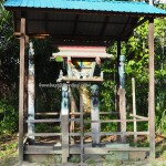 traditional, sculptures, tomb, Hindu Kaharingan, indigenous, Borneo, 中加里曼丹, Indonesia, Desa Tumbang Malahoi, Rungan, budaya, native, Obyek wisata, travel guide, tribal, village