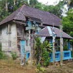traditional, religion, tomb, ancestral bone house, Hindu Kaharingan, indigenous, Borneo, Gunung Mas, Rungan, culture, budaya, native, tourist attraction, travel guide, tribel, village,