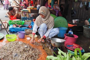 local vegetable, fruits, food, native, Ethnic Banjarese, Borneo, native, dayak, pasar lama, obyek wisata, Travel guide, tourist attraction, tradisional, village, 馬辰