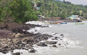 Pulau, Indonesia, Borneo, village, Teluk Gosong, beach, Fery Penyeberangan, port, terminal, Tourism, pelabuhan, obyek wisata, travel guide, 南加里曼丹, 婆罗州