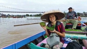 Pasar Terapung, Lok Baintan, authentic, Indigenous, klotok, Boat ride, culture, Kalsel, Kota Seribu Sungai, Martapura River, obyek wisata, Tourism, tourist attraction, traditional, travel guide, 南加里曼丹旅游景点