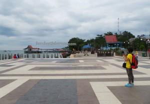 promenades, Pantai Gedambaan, Beach, Borneo, Kalsel, Pulau Laut, Island, nature, tourism, tourist attraction, travel guide, city, 南加里曼丹, 婆罗州