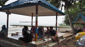 waterfront, promenades, Beach, Borneo, Indonesia, Kalsel, Island, nature, objek wisata, outdoors, tourism, tourist attraction, travel guide, 南加里曼丹, 婆罗州