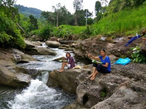 family vacation, picnic spot, adventure, outdoor, authentic, River, Borneo Heights, village, Kuching, Padawan, charity, volunteer, seva, native, 沙捞越,