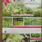 Agro Resort Semuji, Gambang, Recreational, adventure, nature, outdoors, activities, team building, family vacation, fruit orchard, chalets, accommodation, travel guide, Useful information