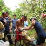 charity, volunteers, rural, medical seva, Sai Baba, Non Profit Organization, orang asal, native, Padawan, Kuching, Sarawak, 沙捞越, Malaysia, Borneo,