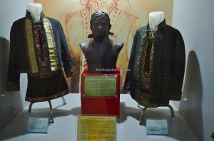 Lambung Mangkurat Muzium, cultural, Kesultanan Banjar, native, Kota Banjarbaru, Borneo, Indonesia, Obyek wisata, Tourism, tourist attraction, travel guide, backpackers, 南加里曼丹, 婆罗州, 博物馆
