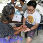 authentic, charity, volunteers, medical seva, Sai Baba, Non Profit Organization, orang asli, native, Padawan, Kuching, Sarawak, 沙捞越, Malaysia, Borneo, alternative medicine,