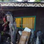 Desa Budaya Sungai Bawang, backpackers, destination, culture, Indonesia, East Kalimantan, Kutai Kartanegara, Muara Badak, native, sculptures, Tourism, tourist attraction, traditional, travel guide, tribe,