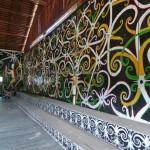 indigenous, destination, culture, Borneo, Muara Badak, Suku Dayak Kenyah, native, motifs, Tourism, tourist attraction, traditional, travel guide, tribal, village, 东加里曼丹,