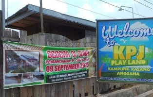 KPJ Play Land, recreational, theme park, adventure, nature, outdoor, activities, Borneo, Indonesia, Kalimantan Timur, Samarinda, Kolam Pemancingan, Obyek wisata, Tourism, travel guide,