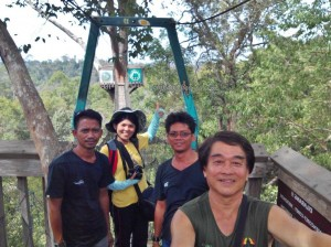 National Park, Balikpapan, Borneo, Indonesia, Kalimantan Timur, Kutai Kartanegara, canopy bridge, destination, hutan konservasi, rainforest, Nature Reserve, Tourism, tourist attraction, travel guide, 婆罗州吊桥