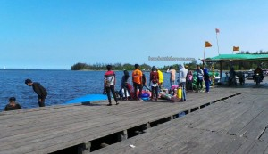 jetty, authentic, traditional, backpackers, destination, Borneo, fishing village, Water Village, outdoor, tour guide, Tourism, tourist attraction, obyek wisata, travel, 婆罗州