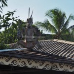 indigenous, backpackers, destination, culture, Borneo, Indonesia, Kutai Kartanegara, Muara Badak, native, sculptures, Tourism, tourist attraction, traditional, travel guide, village