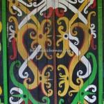 Desa Budaya Sungai Bawang, Balai Adat, authentic, indigenous, culture, Indonesia, Kutai Kartanegara, Muara Badak, Tourism, obyek wisata, travel guide, tribal, tribe, 婆罗州, 旅游景点